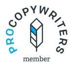 Member of Pro Copywriters